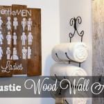 Rustic Wood Wall Art feature image