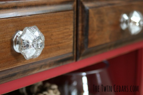 furniture flip bling knobs