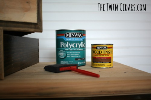products for staining furniture