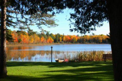 Finally Fall at Twin Cedars Resort 2016