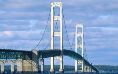 Mackinac Bridge events