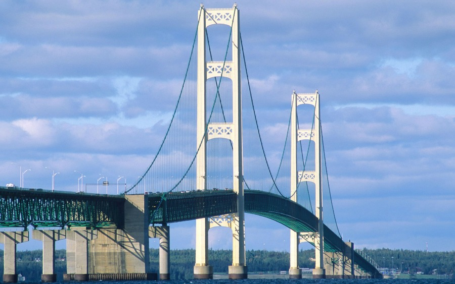 Mackinac Bridge events