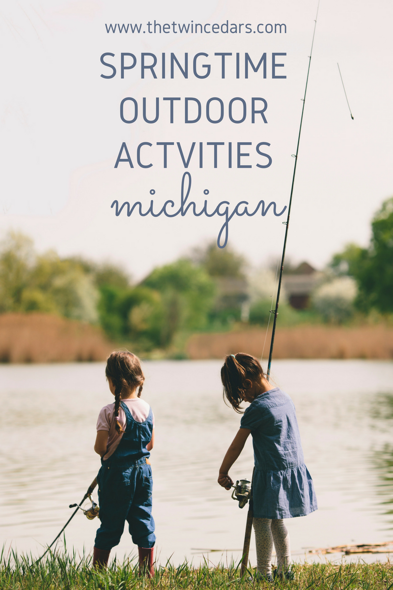 outdoor activities for springtime