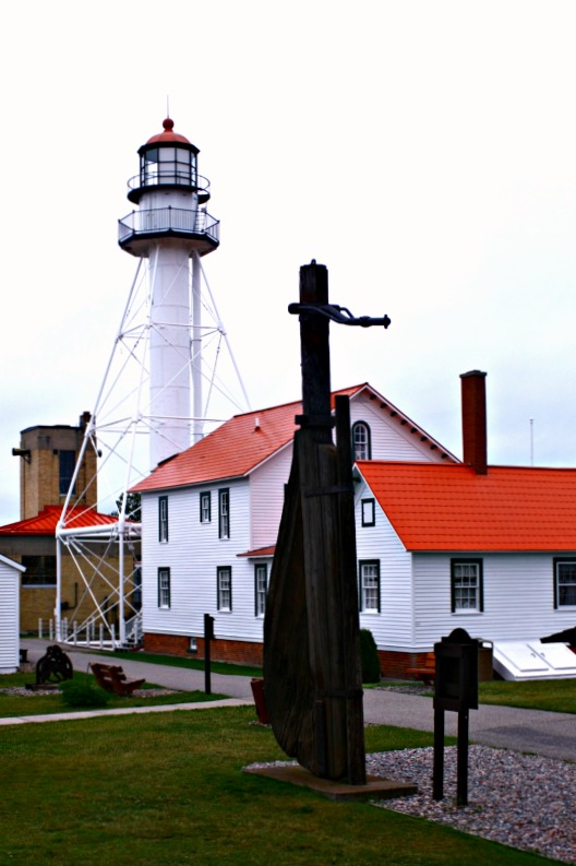 Shipwreck Museum Whitefish Point Lighthouse