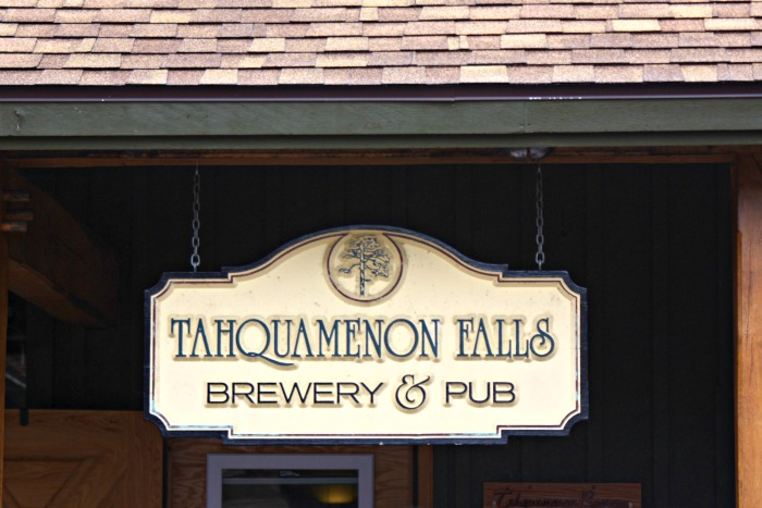 Tahquamenon Falls Brewery and Pub - a review