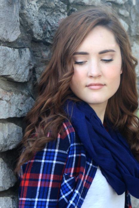 Kylee's senior pictures